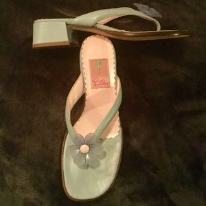 LILY PULITZER never worn adorable Italian made.